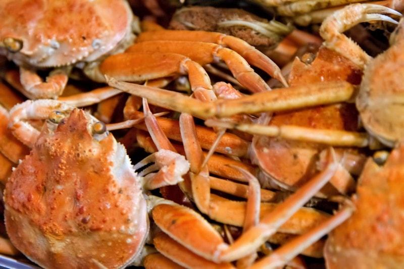 蟹をお歳暮で贈る際のタイミング